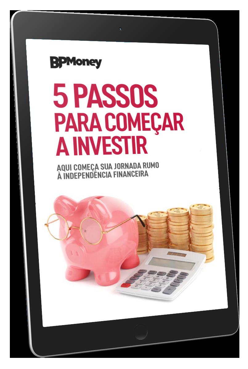 5 passos para começar a investir
